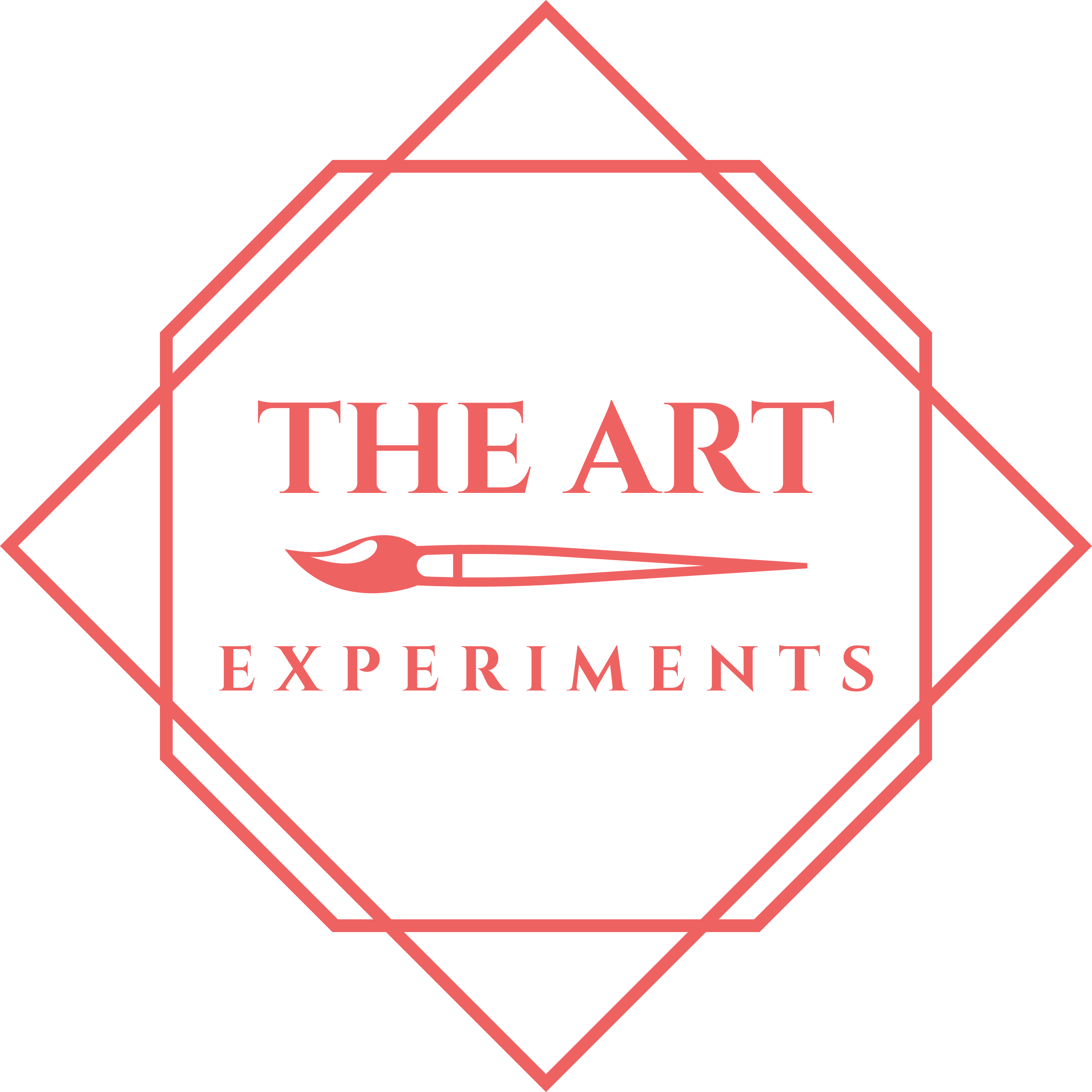 The Art Experiments Logo